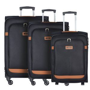 Samsonite NCS ANTELAO, Set 3 Valigie trolley